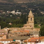 De paseo por Alberite en La Rioja