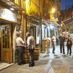 La Calle Laurel en Logroño