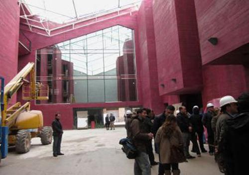 Inauguración CCR, Logroño