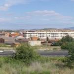 De paseo por Lardero en la Rioja