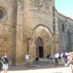 la localidad de Grañón en La Rioja