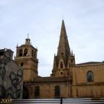 la iglesia Imperial de Santa Maria de Palacio