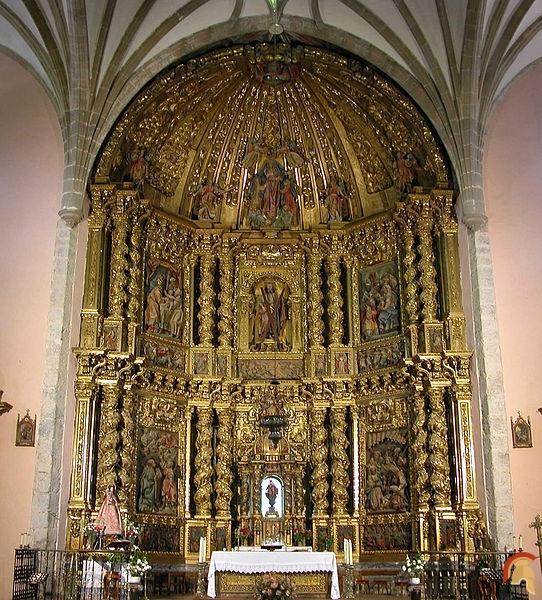 Iglesia de San Andrés de Anguiano en La Rioja