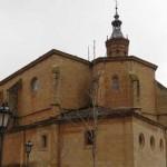 la Iglesia de Santa María en Fuenmayor