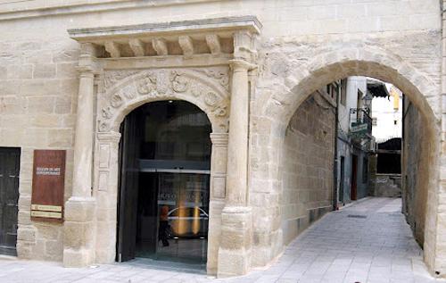 Haro, muralla y entrada al torreon