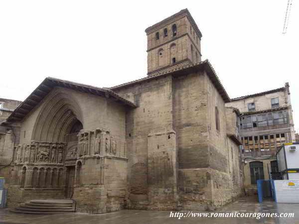 La Iglesia de San Bartolomé