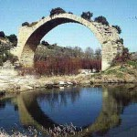 Puente Romano de Mantible