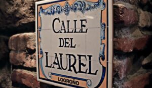 calle-laurel-logroño