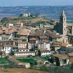 La localidad de Navarrete en La Rioja