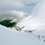 Esquí en la Sierra de la demanda