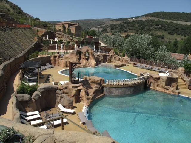 Parque temático de Dinosaurios en La Rioja