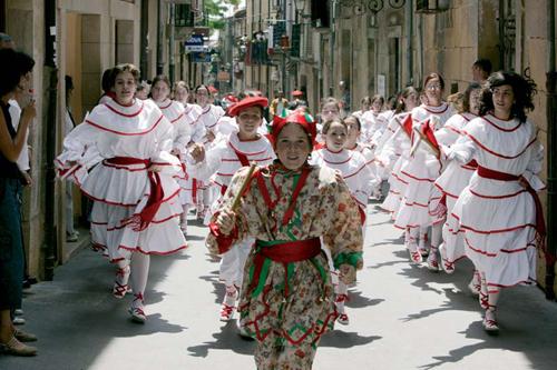 Fiestas de San Juan y San Pedro en Laguardia