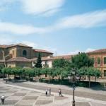 Plazas y conventos de Santo Domingo de la Calzada