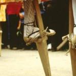Fiestas de la Magdalena, la danza de los Zancos