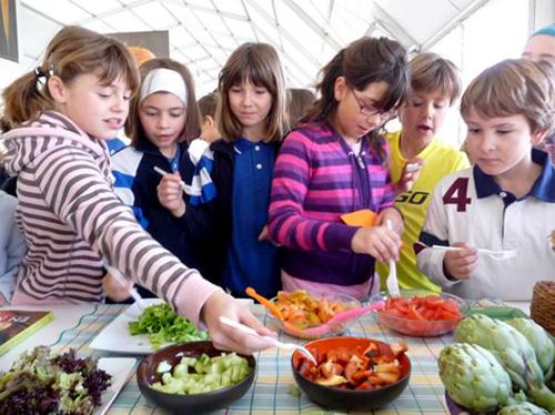 07 07 verduras para todos