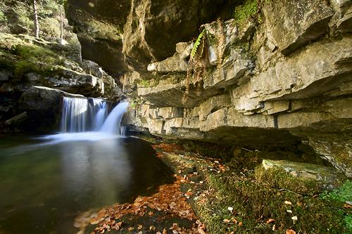 cebollera cascadas